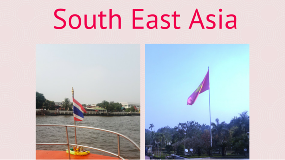 [Travel] South East Asia – work and a bit of play
