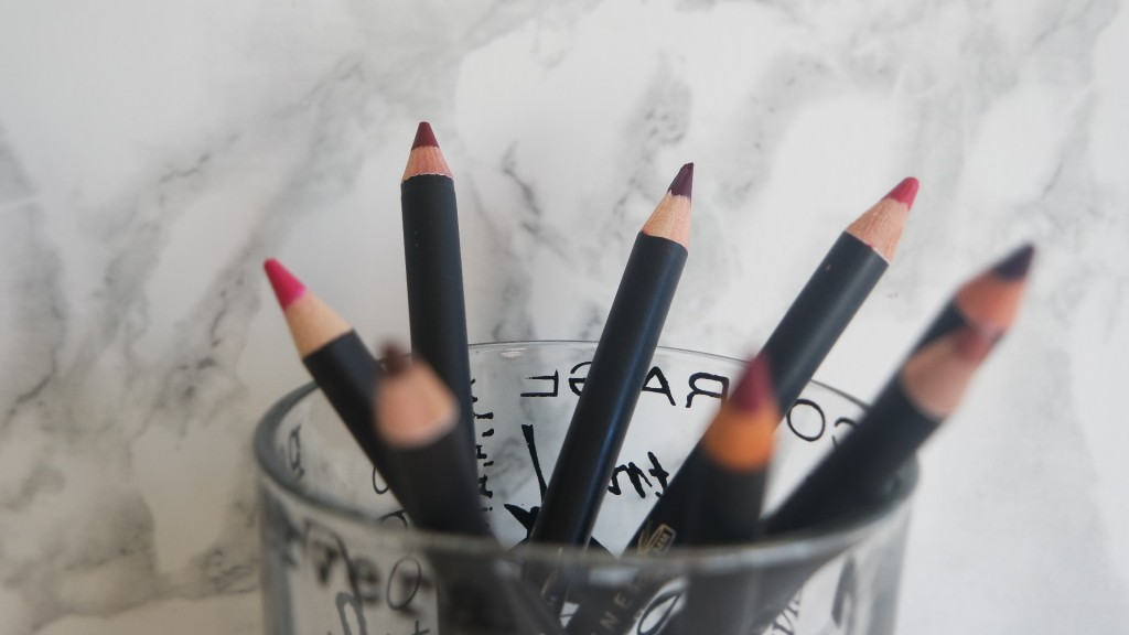 la girl lip pencils