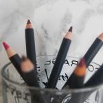la girl lip pencils