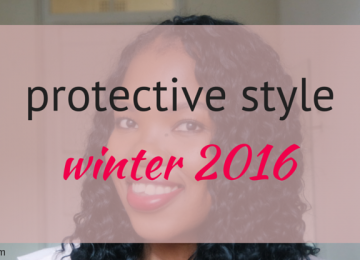 protective styling for winter