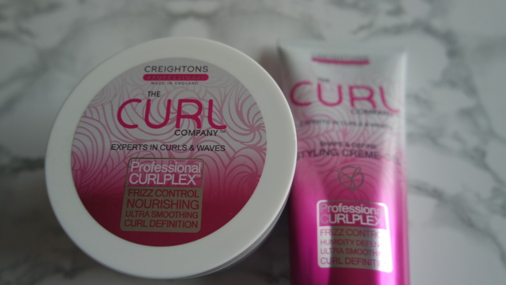 Creightons Professional The Curl Company