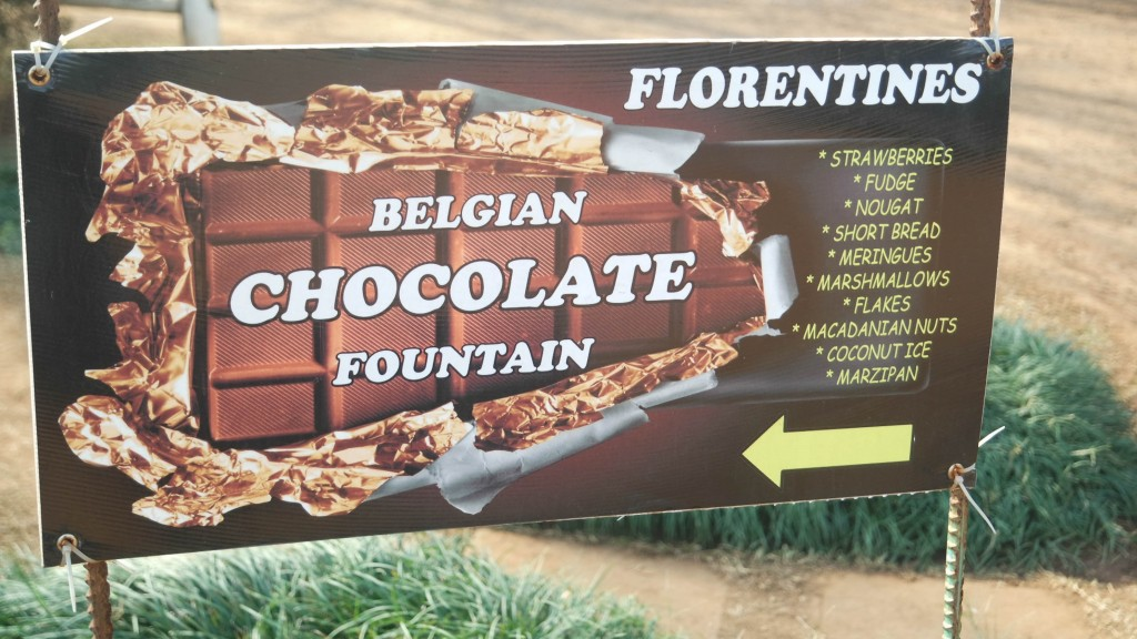 Florentine's Belgian Chocolate