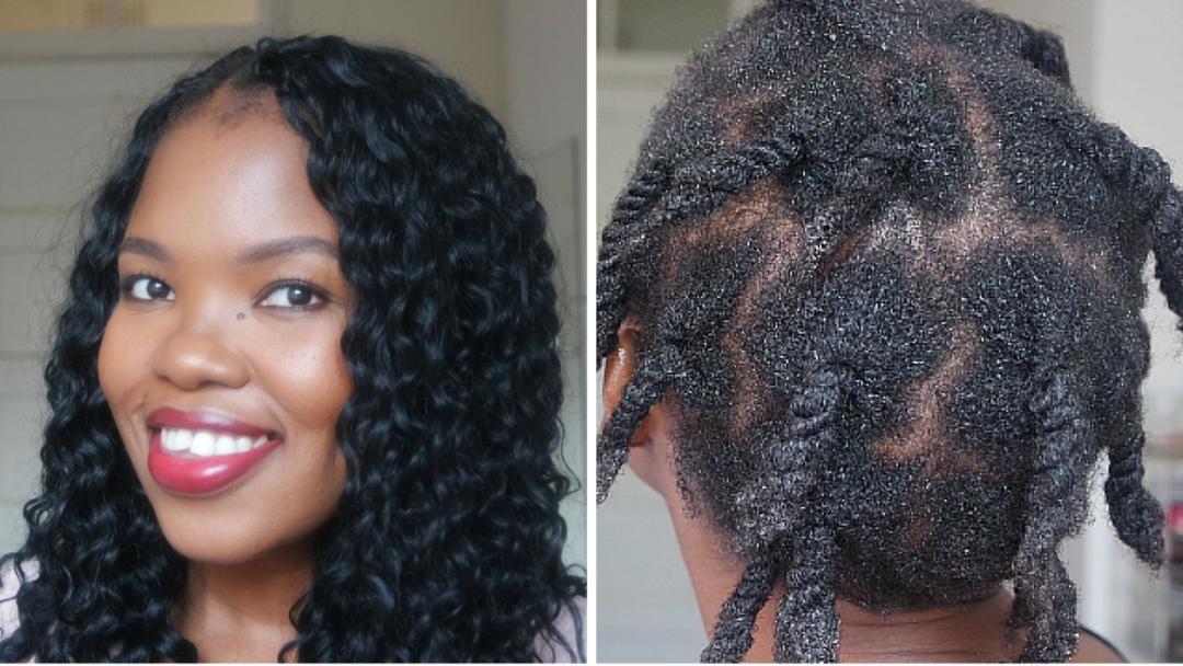 Crochet Hair Process : ByLungi - taking down a protective style?? tips on the best way to do ...