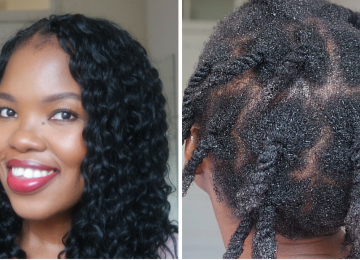 how to take down crochet braids
