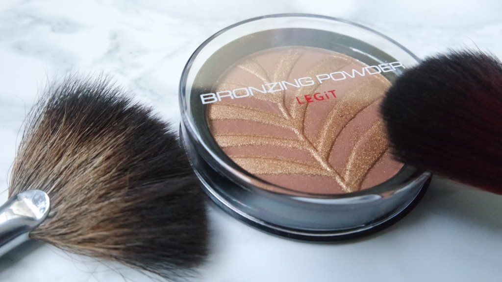 beauty // Legit bronzing powder