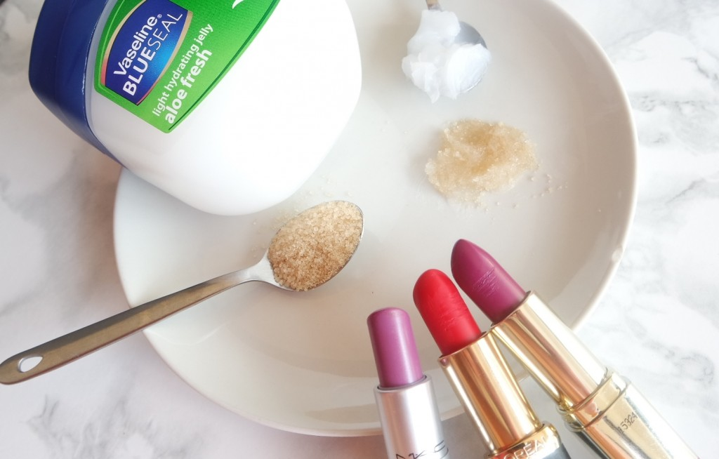 how I use Vaseline in my beauty regimen