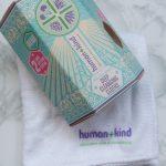 Human + Kind Deep Cleansing Cloths