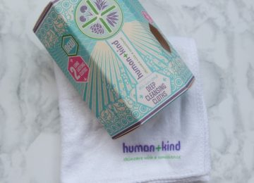 Human + Kind Deep Cleansing Cloths