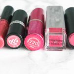 my pink lipstick collection