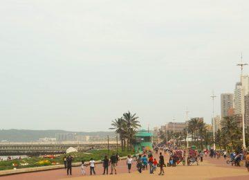 Durban beach 2017
