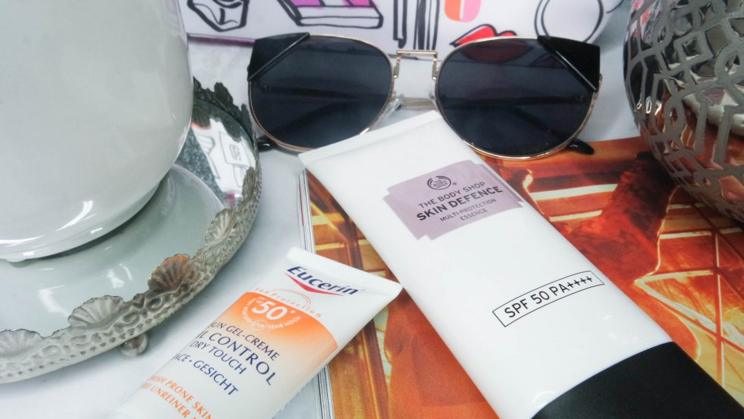 Sunscreen for women of colour
