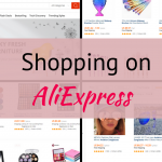 shopping on aliexpress