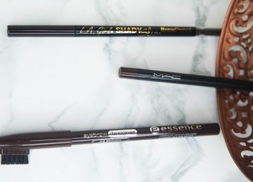 eyebrow pencils