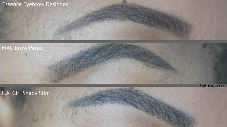 Low End Vs High End Brow Pencils Bylungi