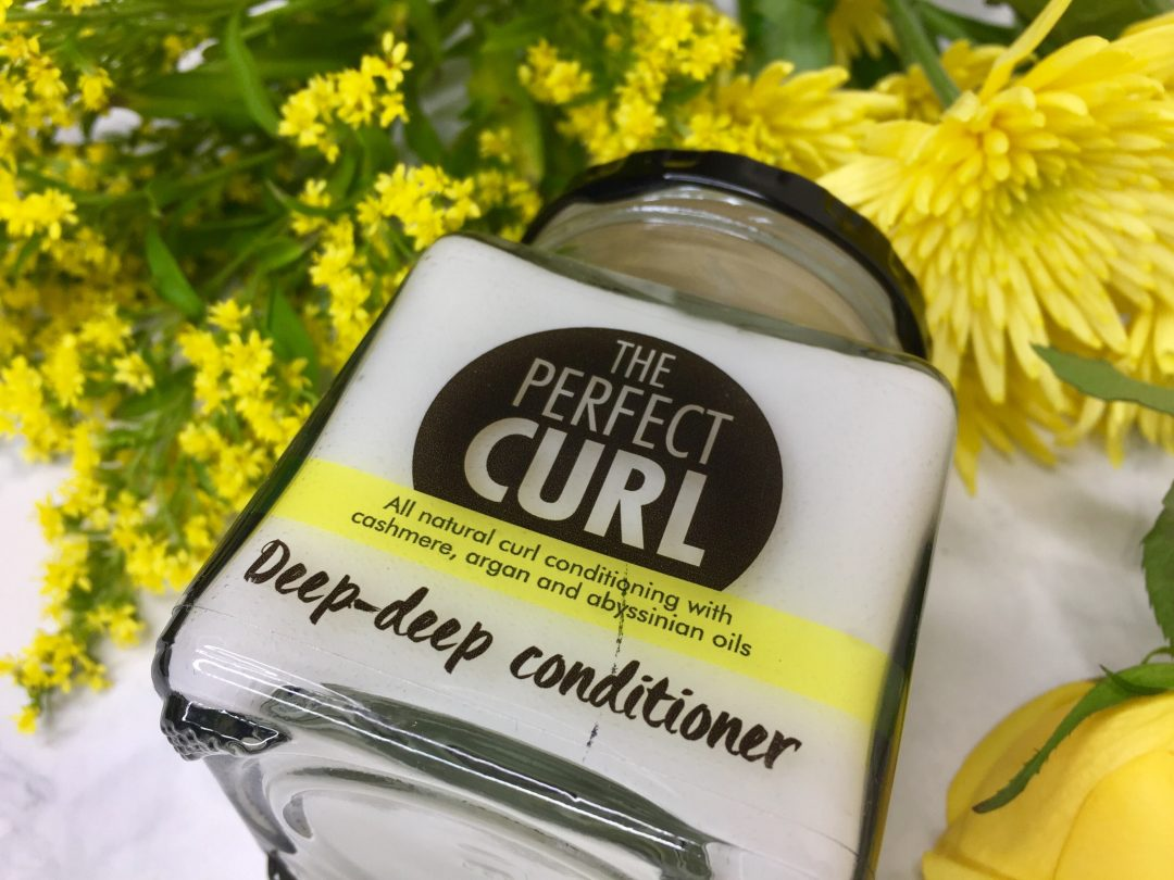 the perfect curl deep deep conditioner