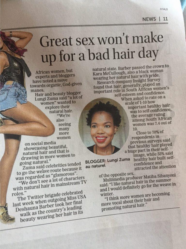 ByLungi Sunday Times