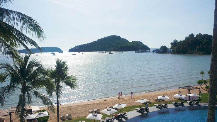 Crowne Plaza Panwa Beach, Phuket