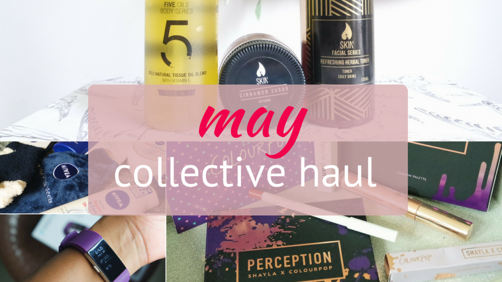 i went a bit overboard… here's what i splurged on in may