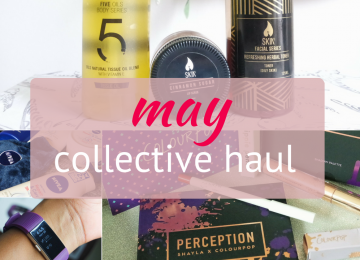 May collective haul