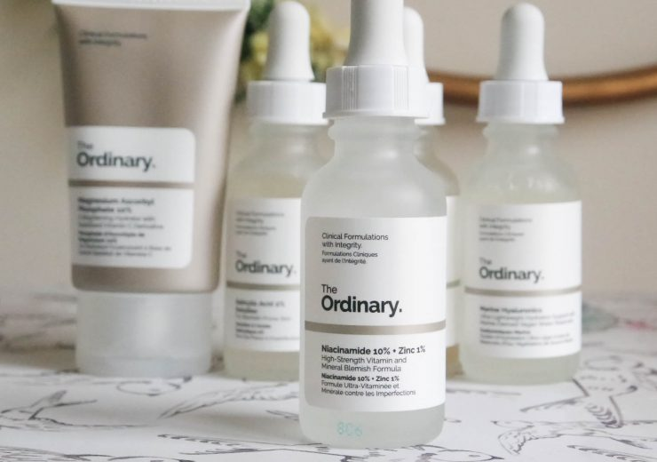 The Ordinary Niacinamide 10% and Zinc