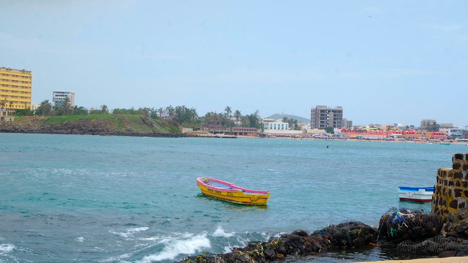 a day trip to ngor island, senegal
