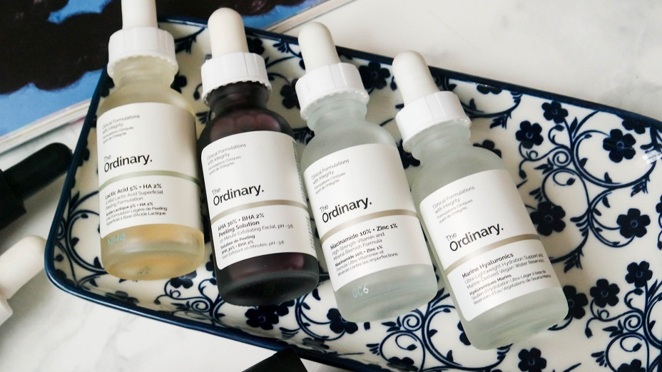 The Ordinary products for fading hyperpigmentation