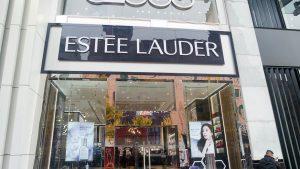 Estee Lauder in Beijing