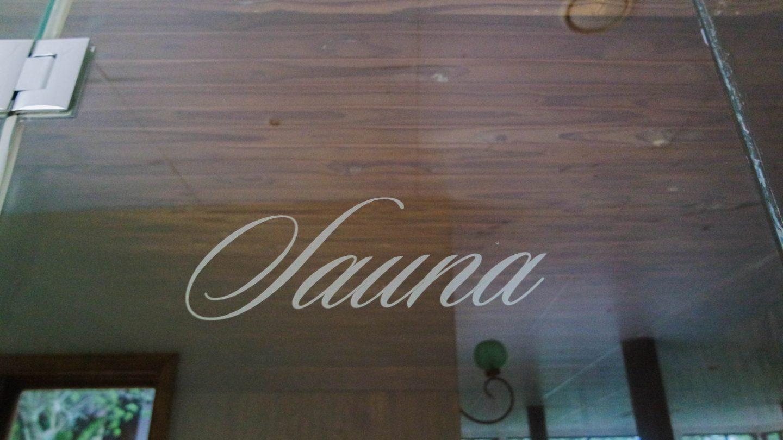 karkloof safari spa sauna