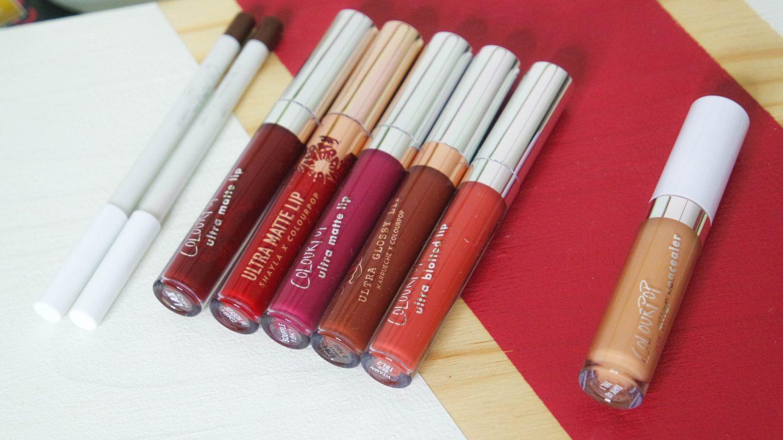 Colourpop lipsticks South Africa