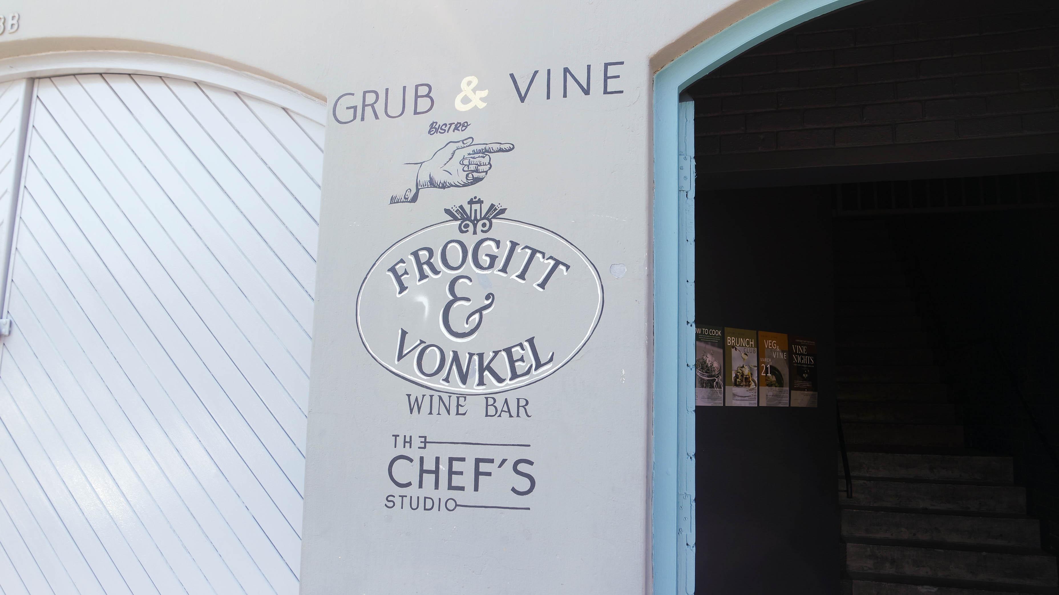 Grub and Vine