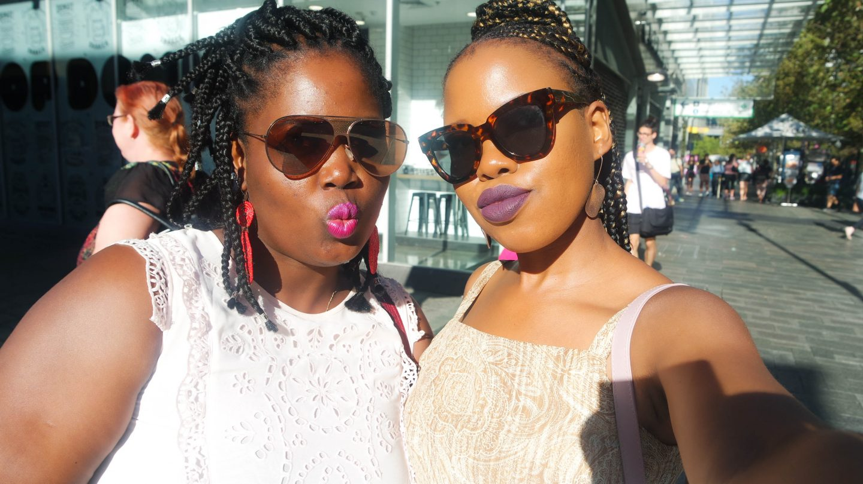 Black women in Perth, Western Australia