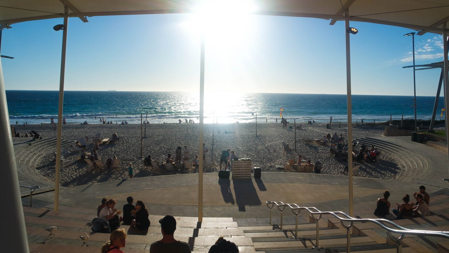 Scarborough beach, Perth Western Australia