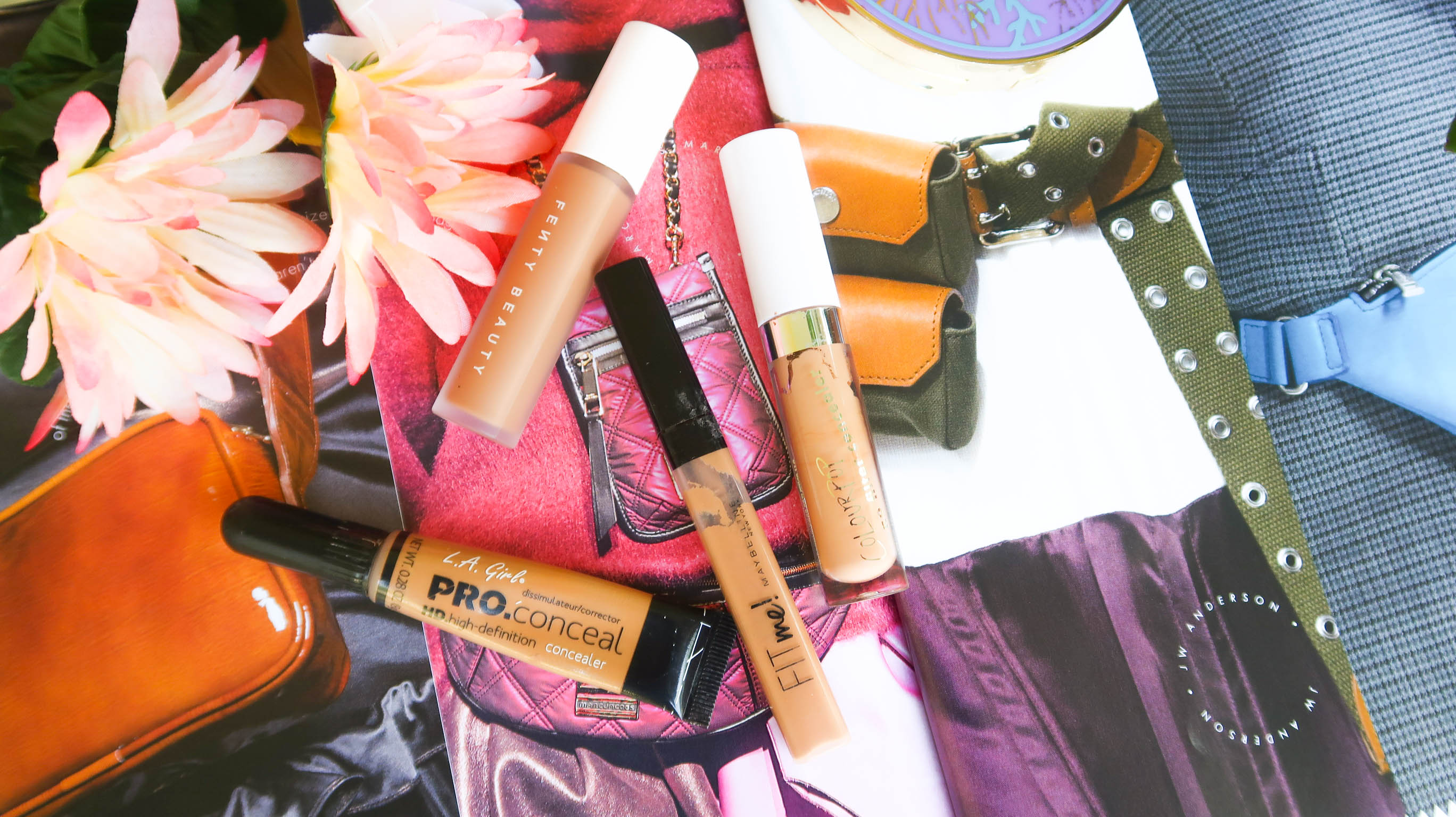 Concealer collection
