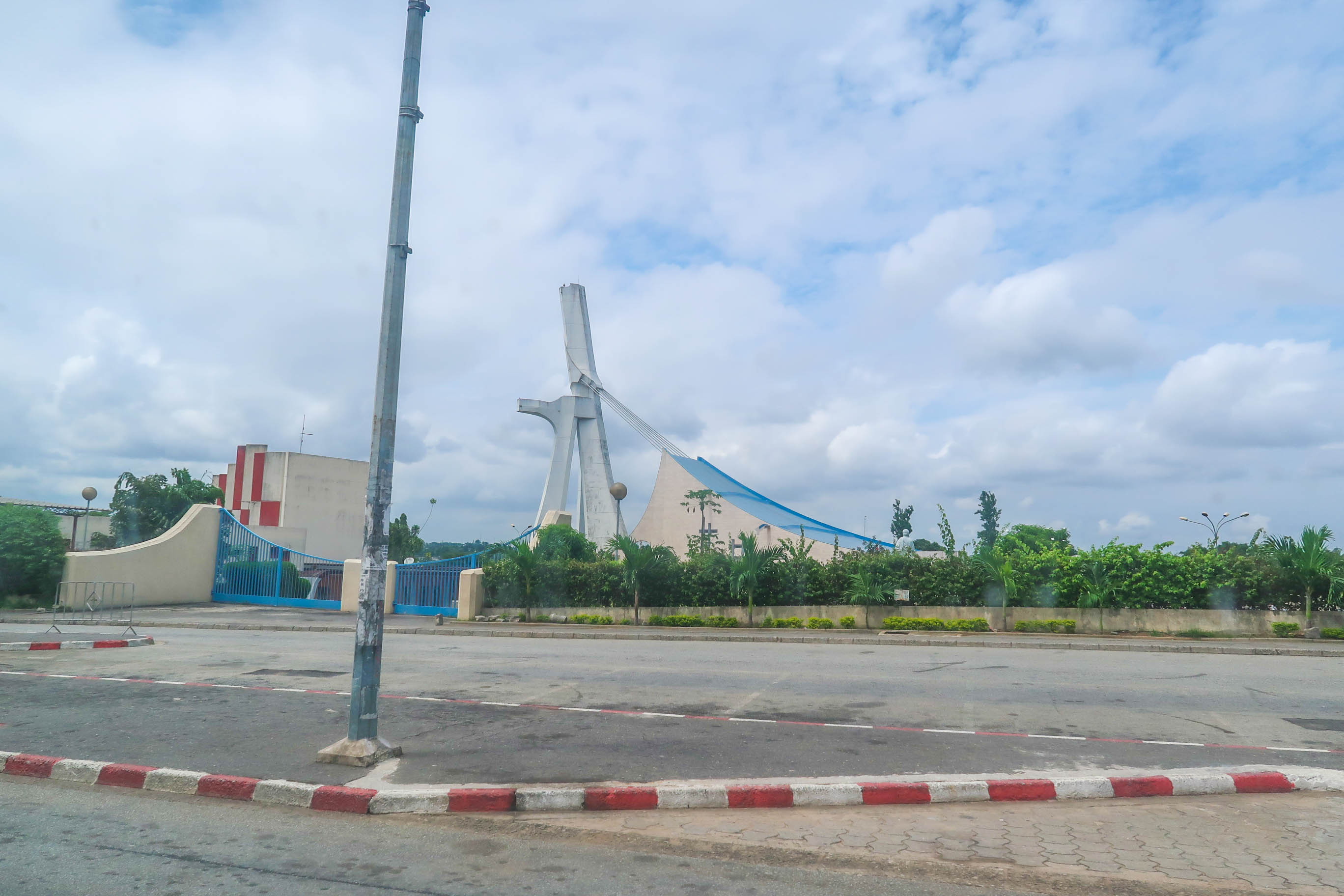 St Peter's Cathedral - Abidjan