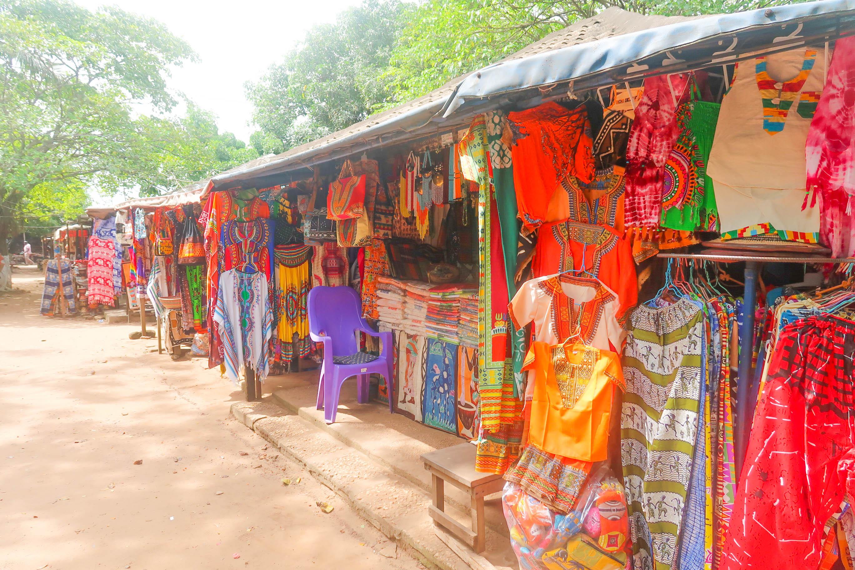 African Crafts Market - Abidjan