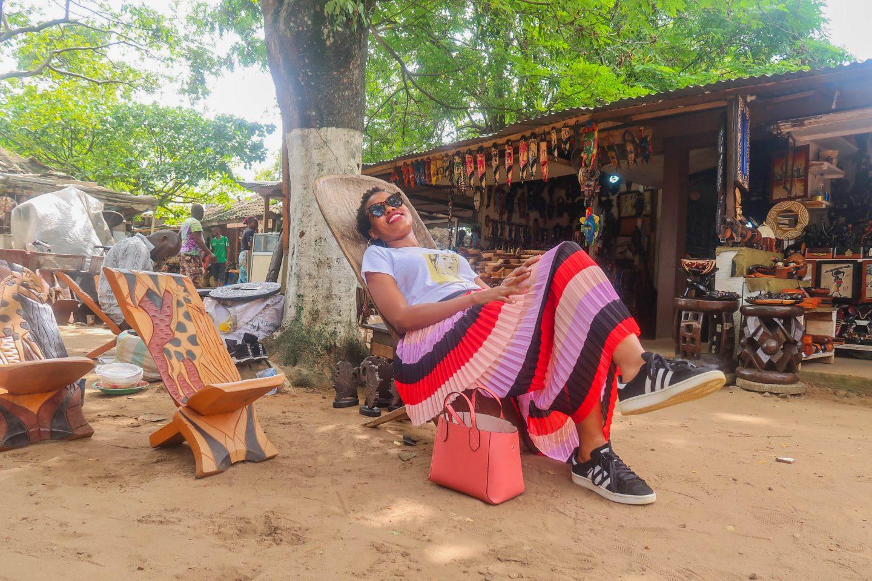 Beauty shot Abidjan