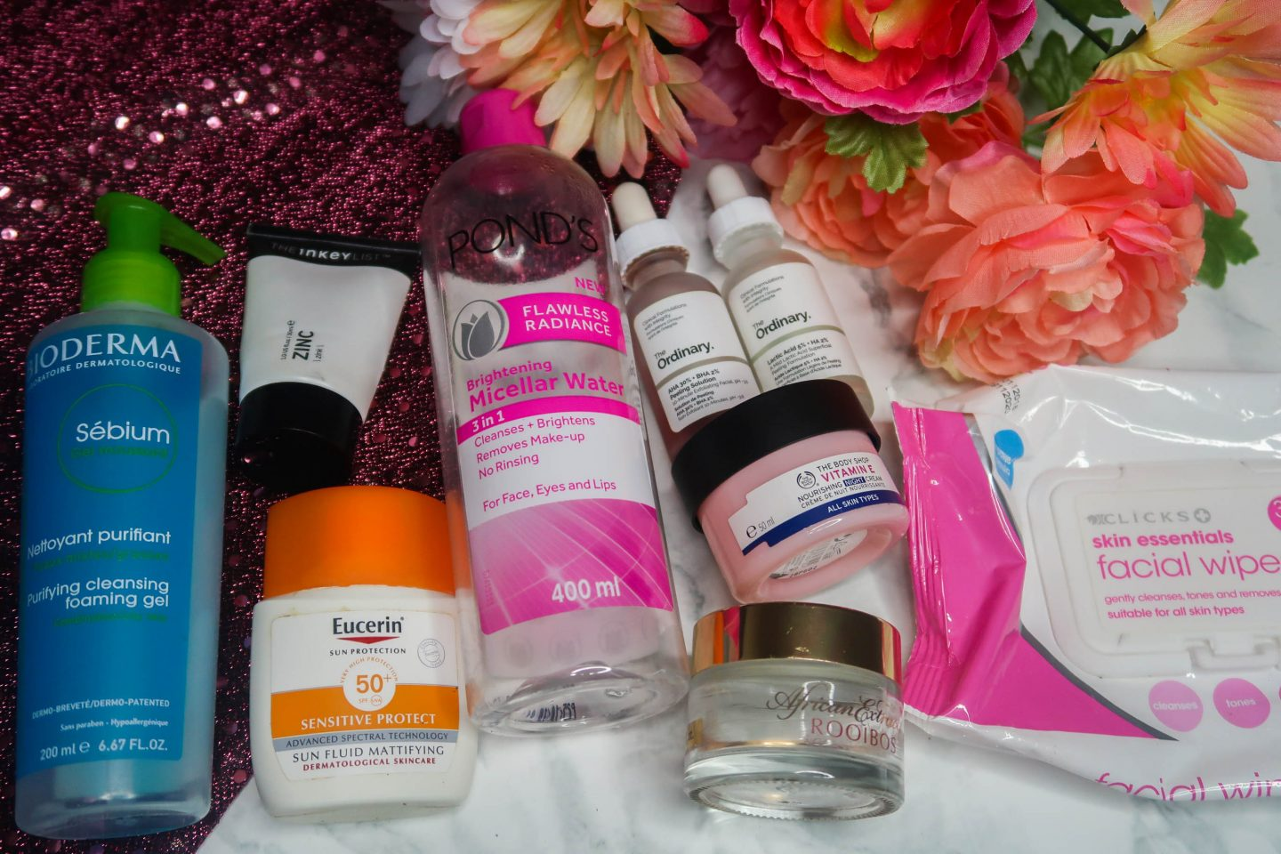 skincare products for oily acne prone skin
