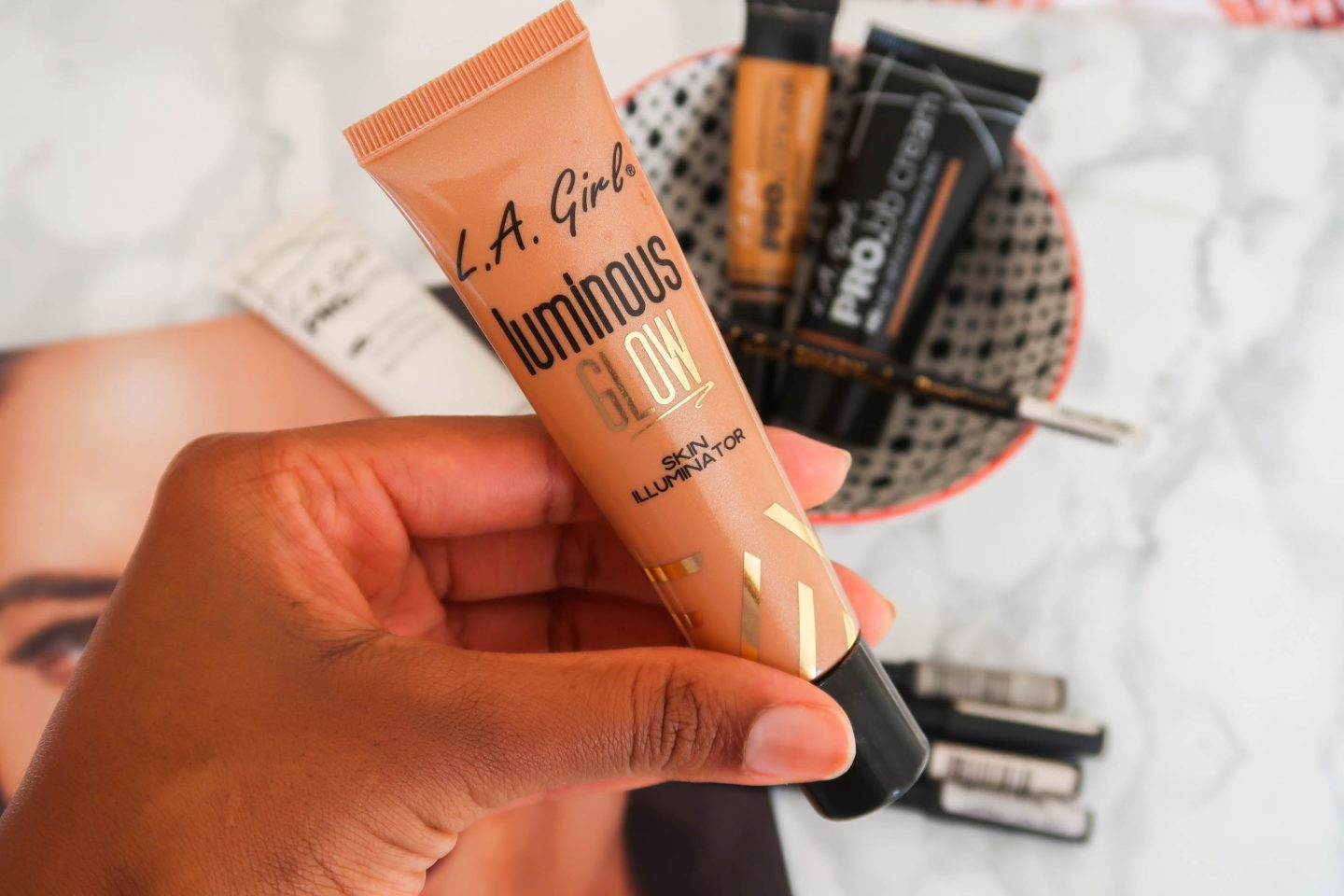 Luminous Glow Skin Illuminator - After Glow