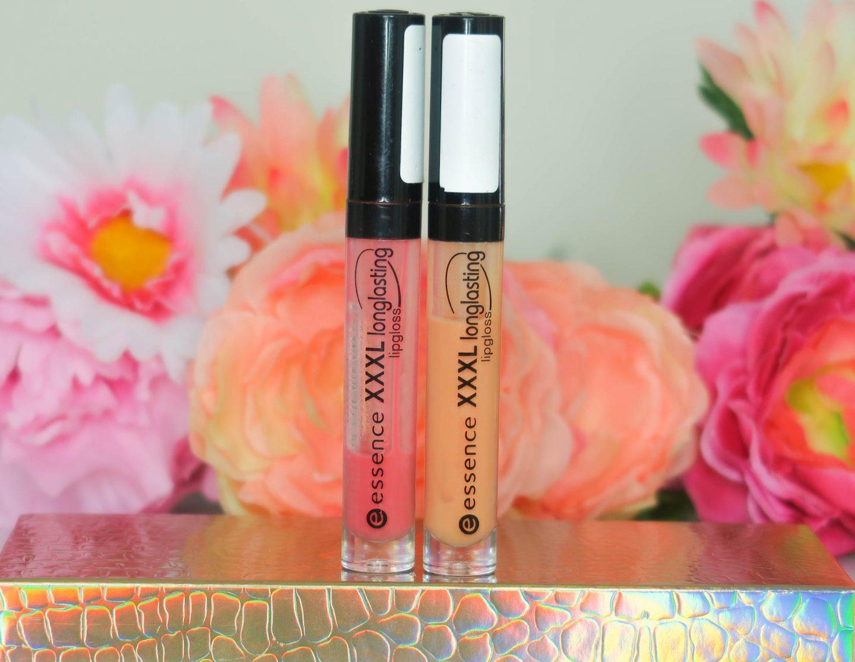 Essence XXX Longlasting lip gloss