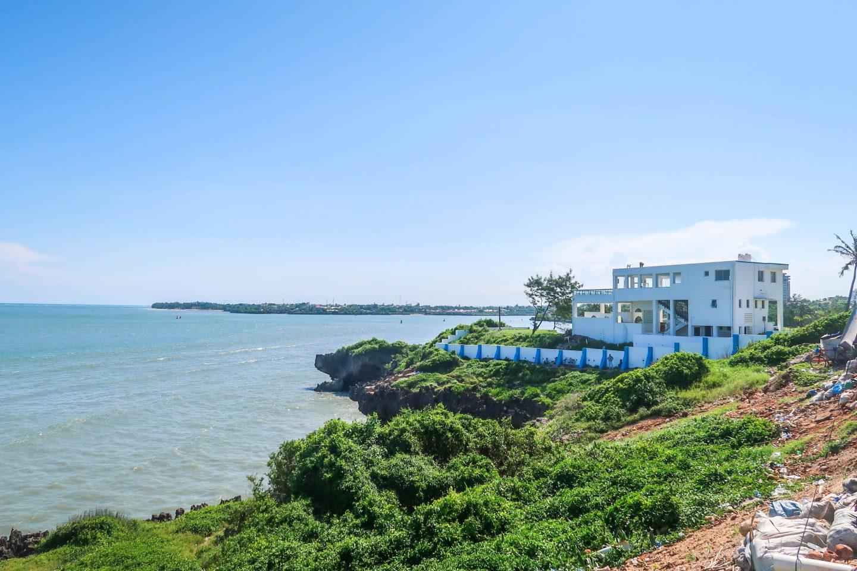 Mombasa waterfront