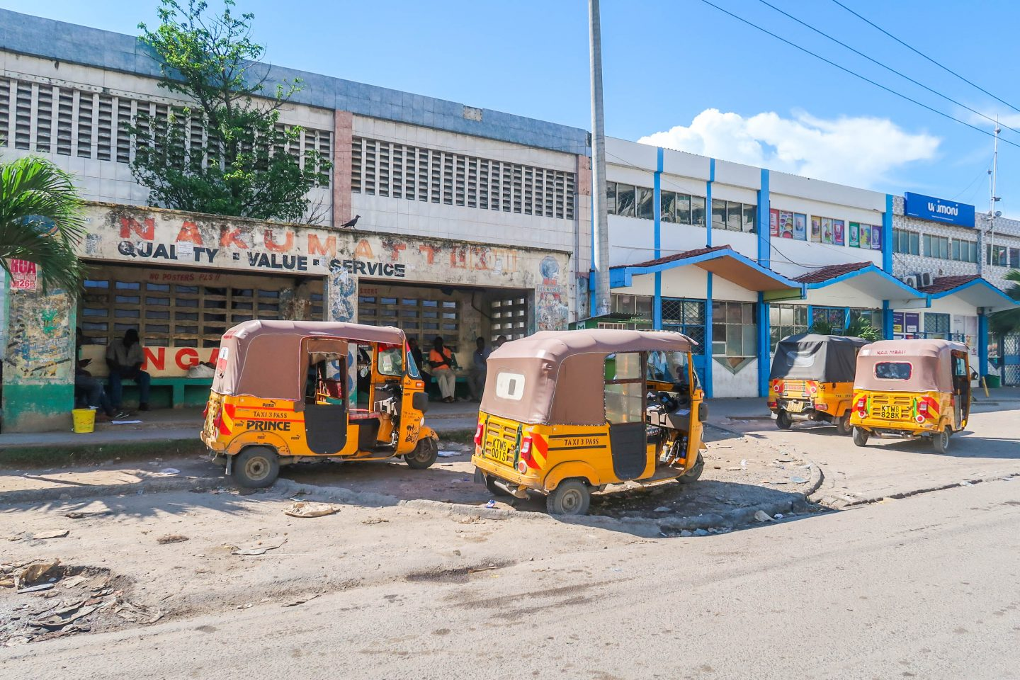 Transport in Mombasa
