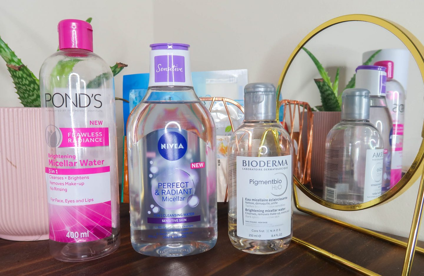 Micellar water brands