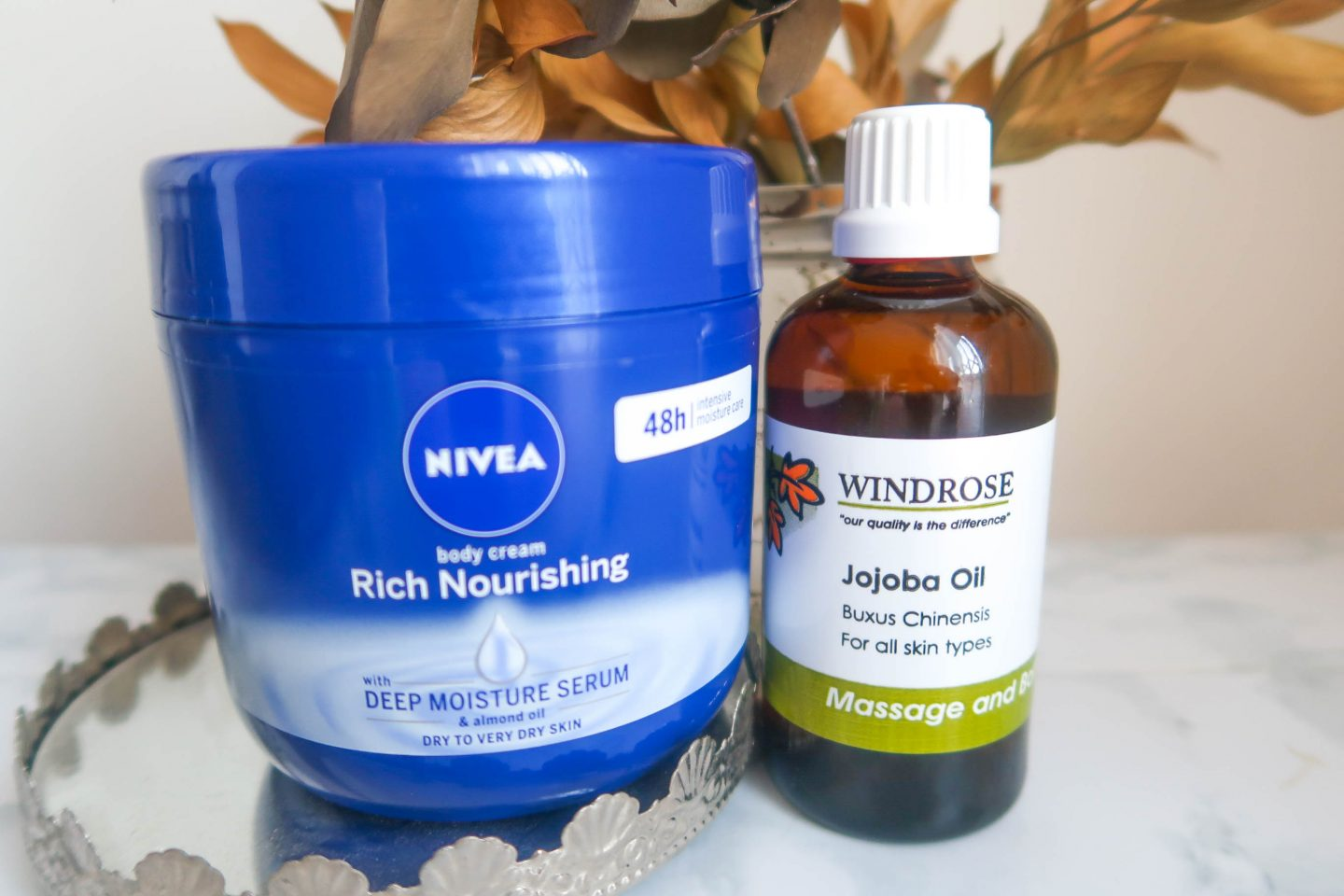 how to switch up your body care in winter