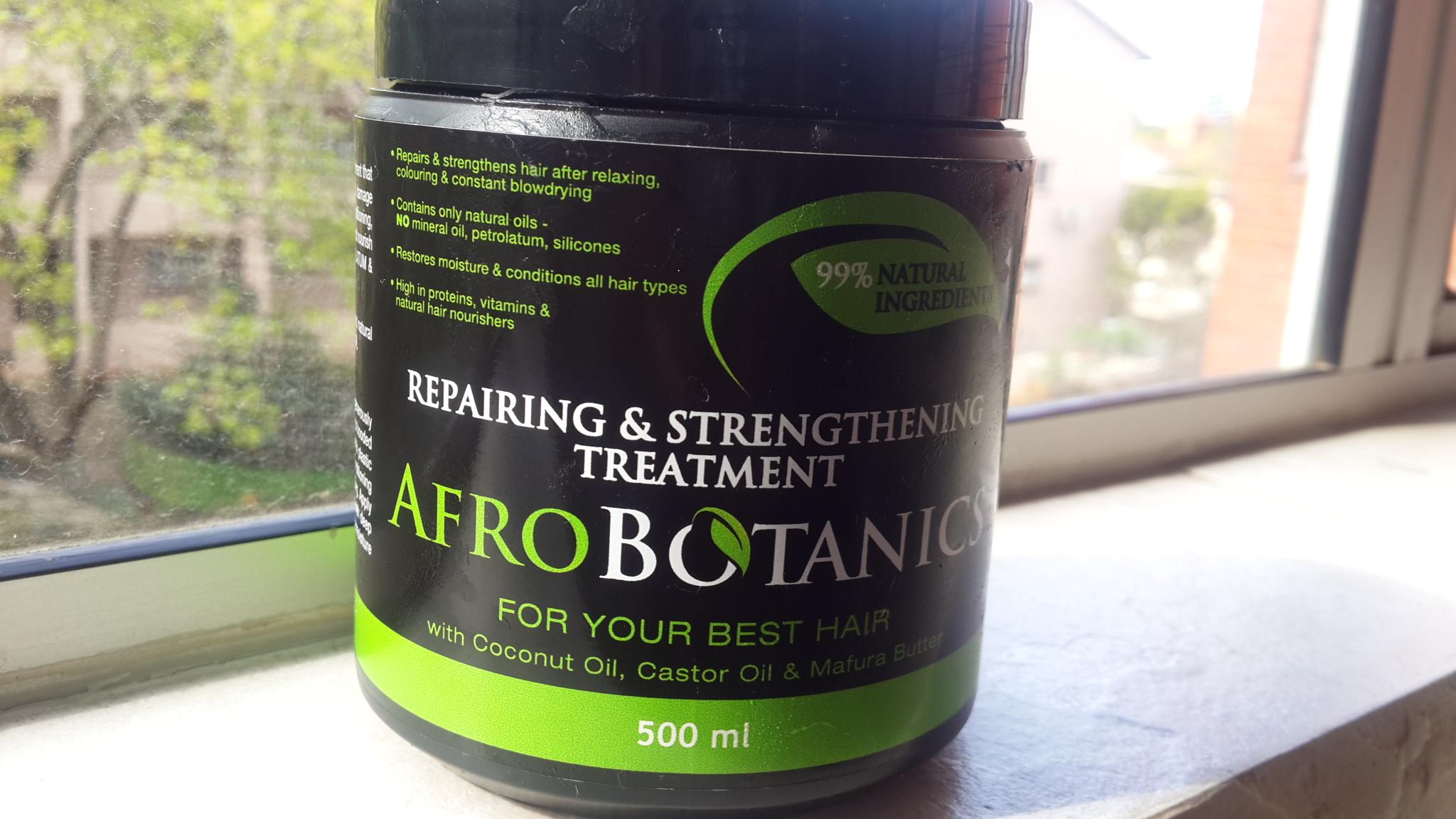 Botanics Repairing and Strengthening Treatment