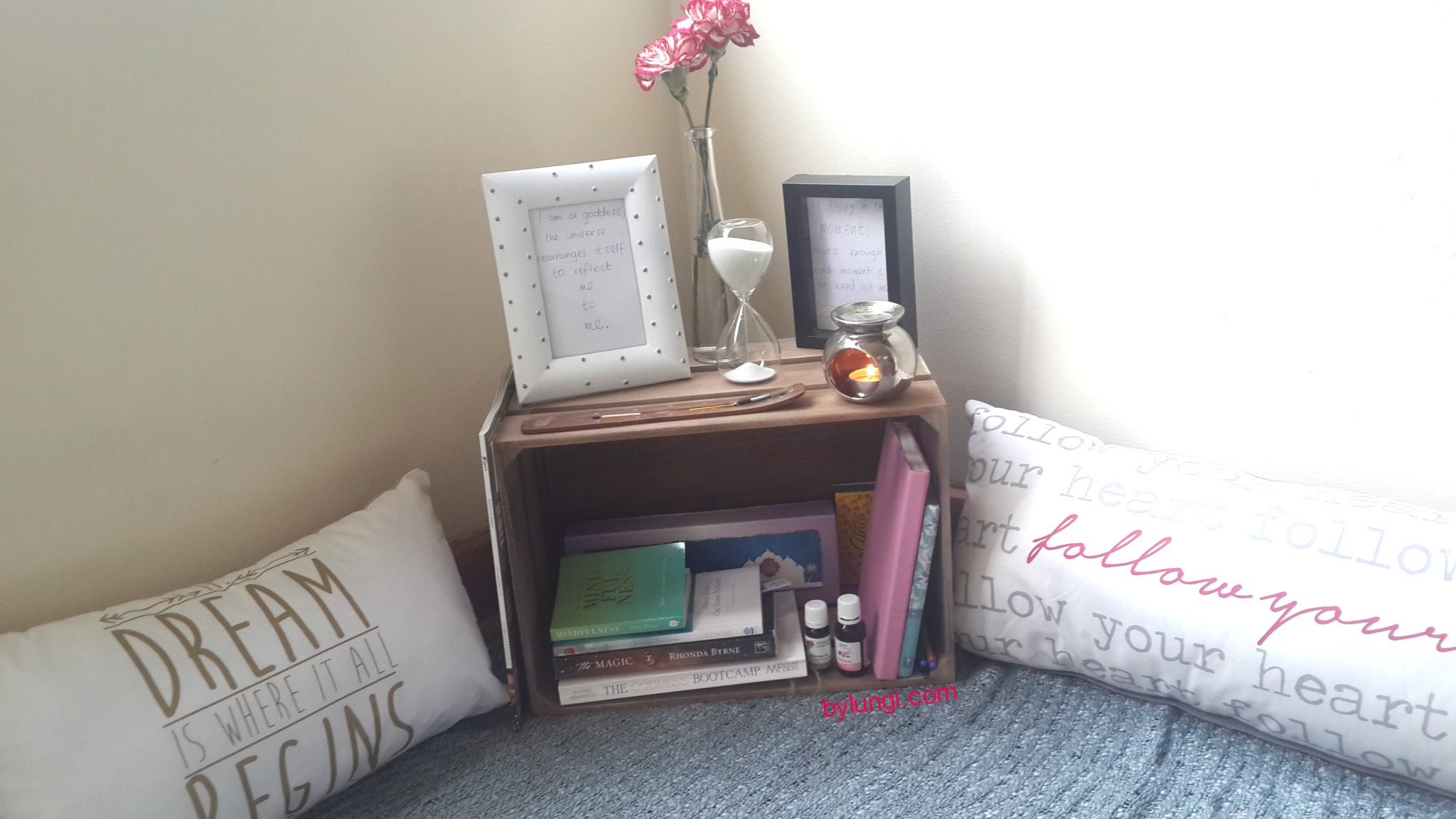 Creating A Meditation Corner And Quiet E In Your House