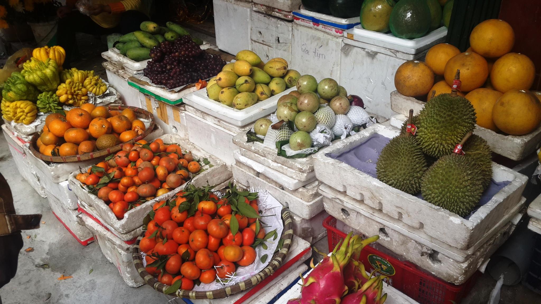Fruits of Hanoi
