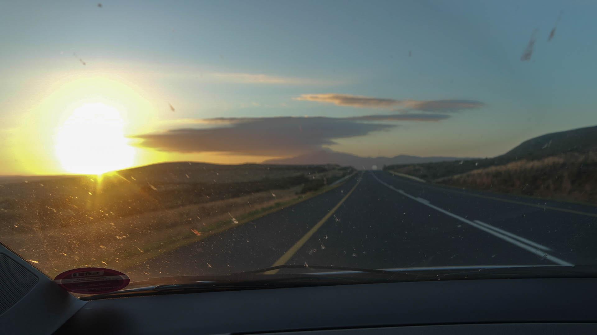 Durban to Cape Town road trip
