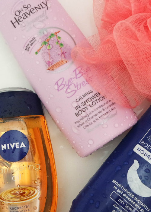 The lazy girl's guide to soft skin overnight: In shower body moisturisers