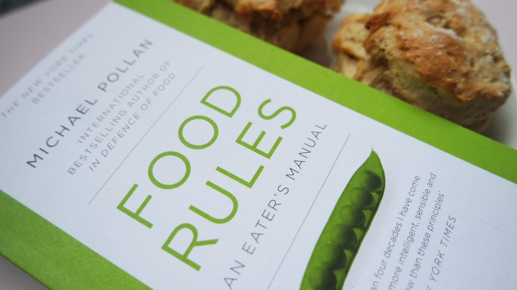 Food Rules // an eater's manual