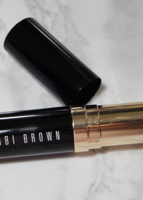 beauty review // Bobbi Brown stick foundation